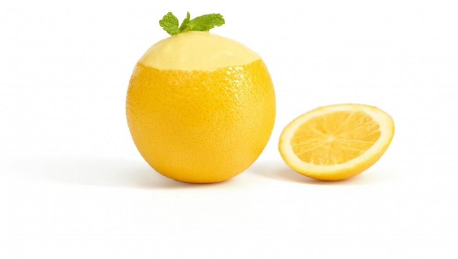 Sinaasappelsorbet