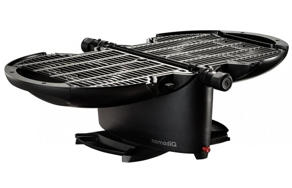 Ruim grill-oppervlak nomadiQ