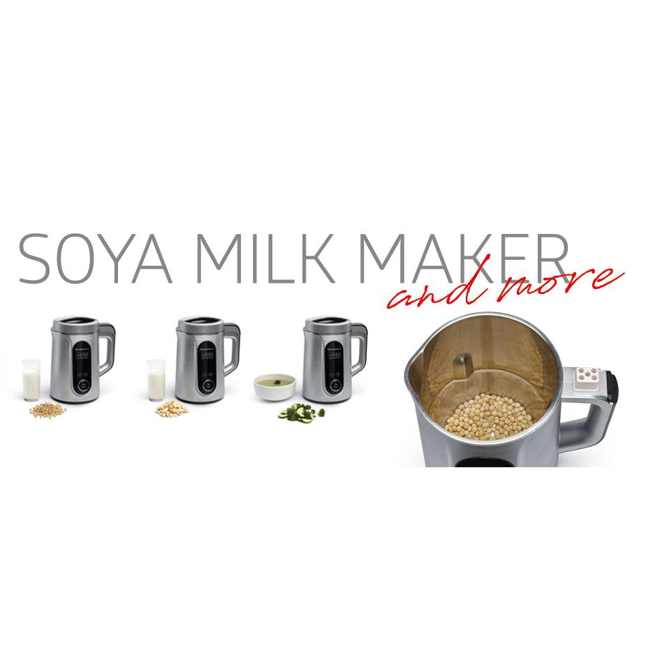 Espressions Soya Milk Maker and More