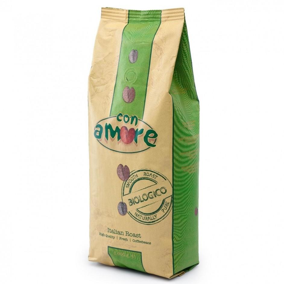 Caffè Con Amore BIOLOGICO espressobonen 1 kg