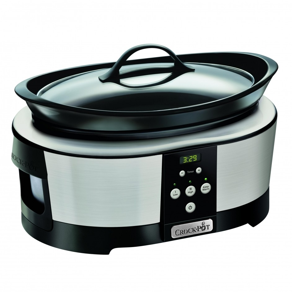 Crock-Pot Slow Cooker Next Gen 5,7L