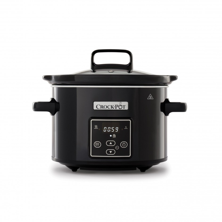 Crock-Pot Slowcooker black 2,4L