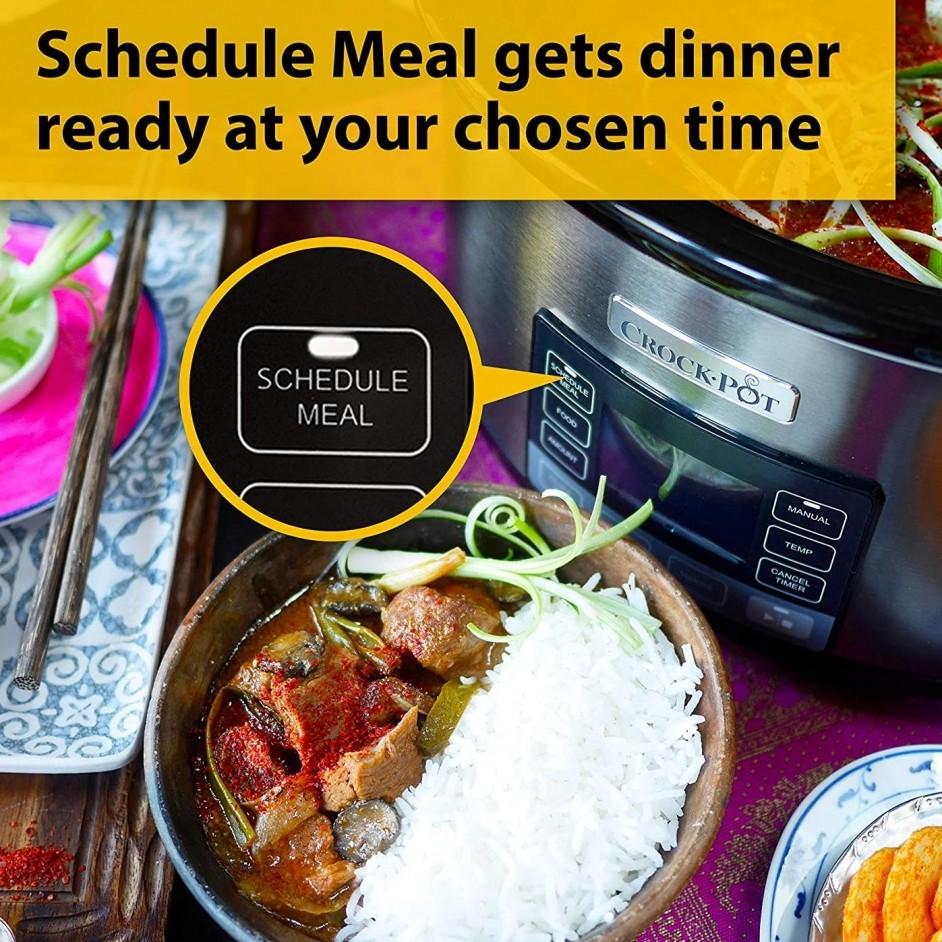 Crock-Pot CR066 met Time Select