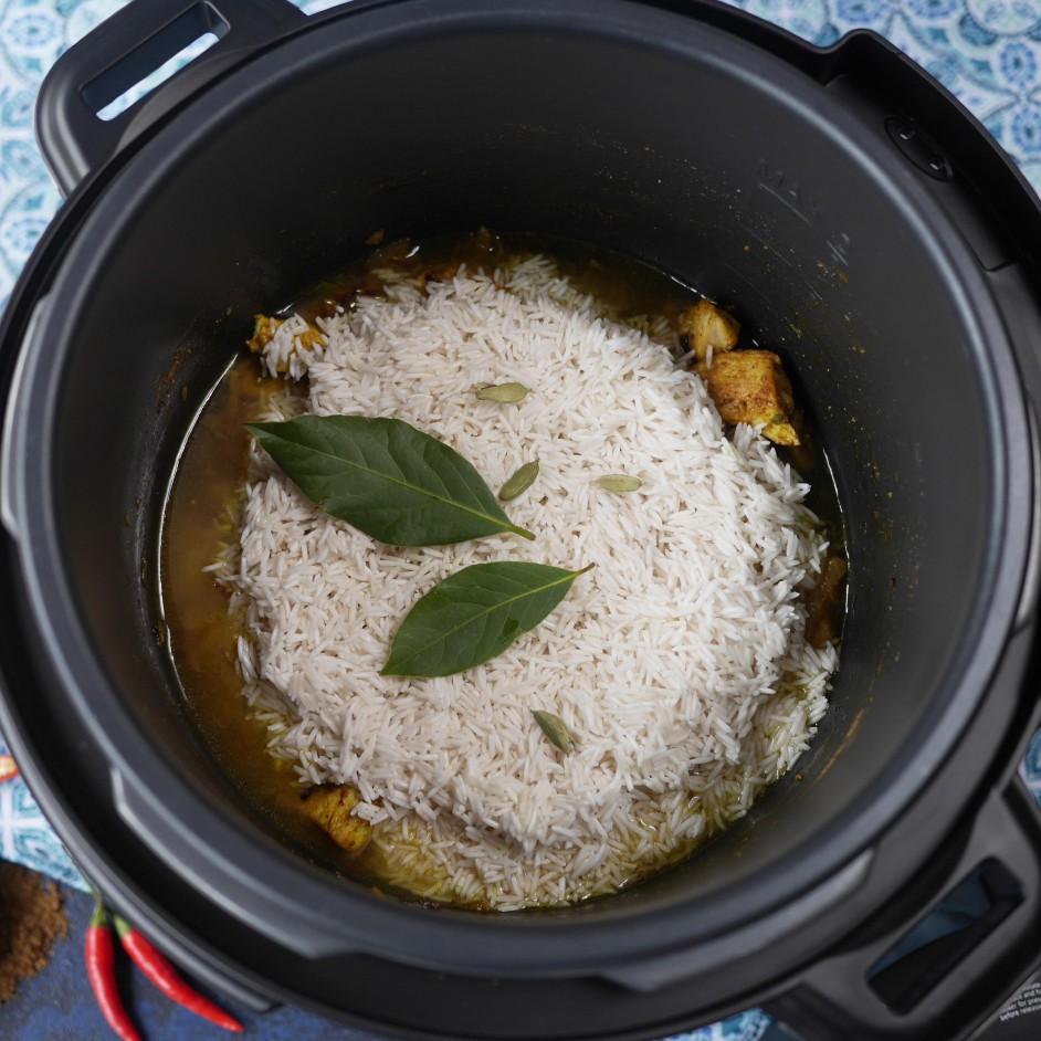 Crock-Pot Express Pot 5,6L (incl. stoommand en tang)