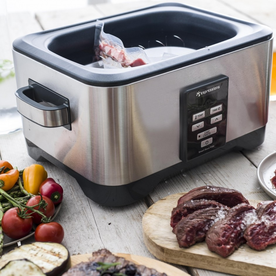 Espressions DUO Sous-Vide & Slowcooker