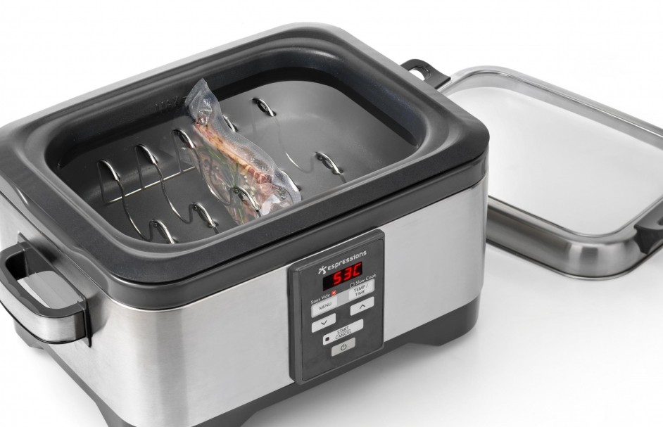 Espressions DUO Sous-Vide & Slowcooker EP4000