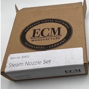 ECM Stoomnozelset 3-4-5 gats