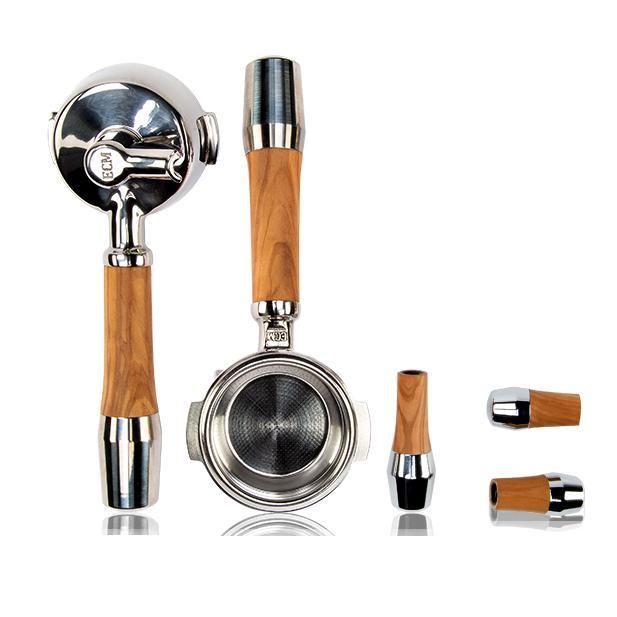 ECM 5 Delige olijfhouten accessoireset (hendel)