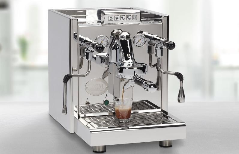 De perfecte espressomachine Elektronika II Profi
