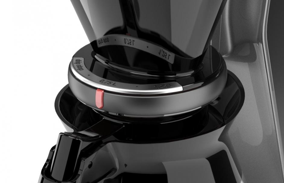 1 solo kop super filterkoffie Junior filterkoffieapparaat