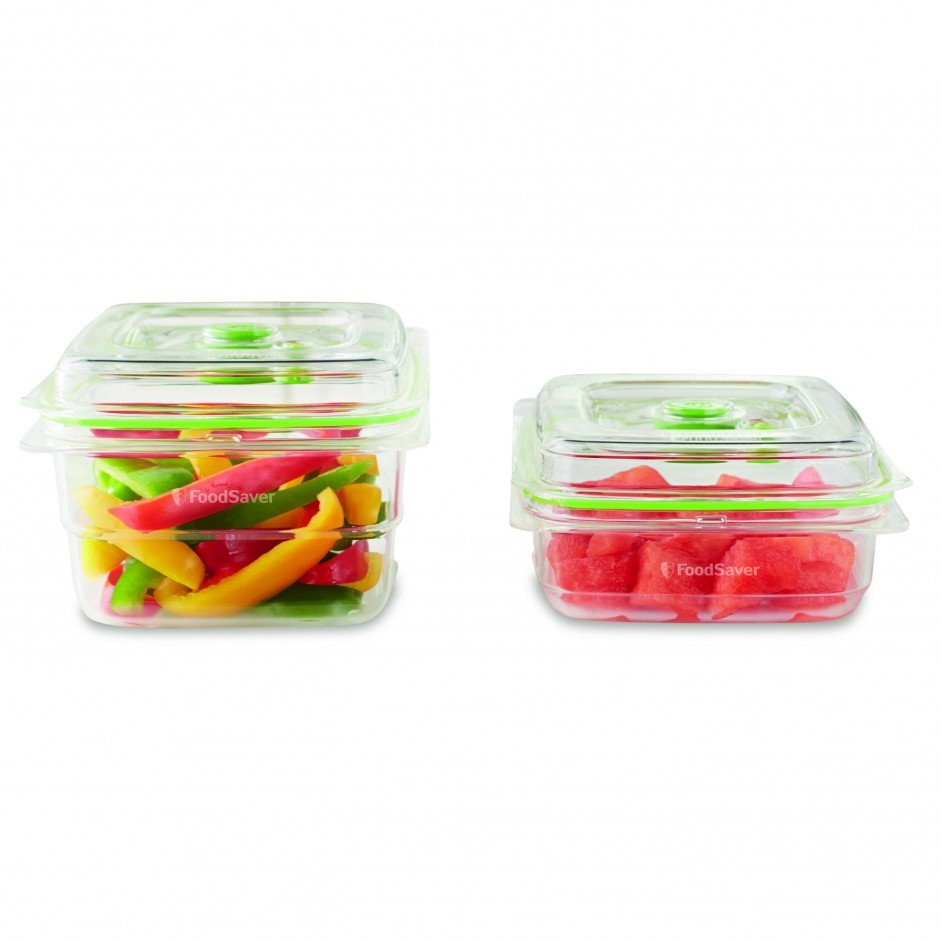 FoodSaver vershouddozenset 0,7L en 1,2L