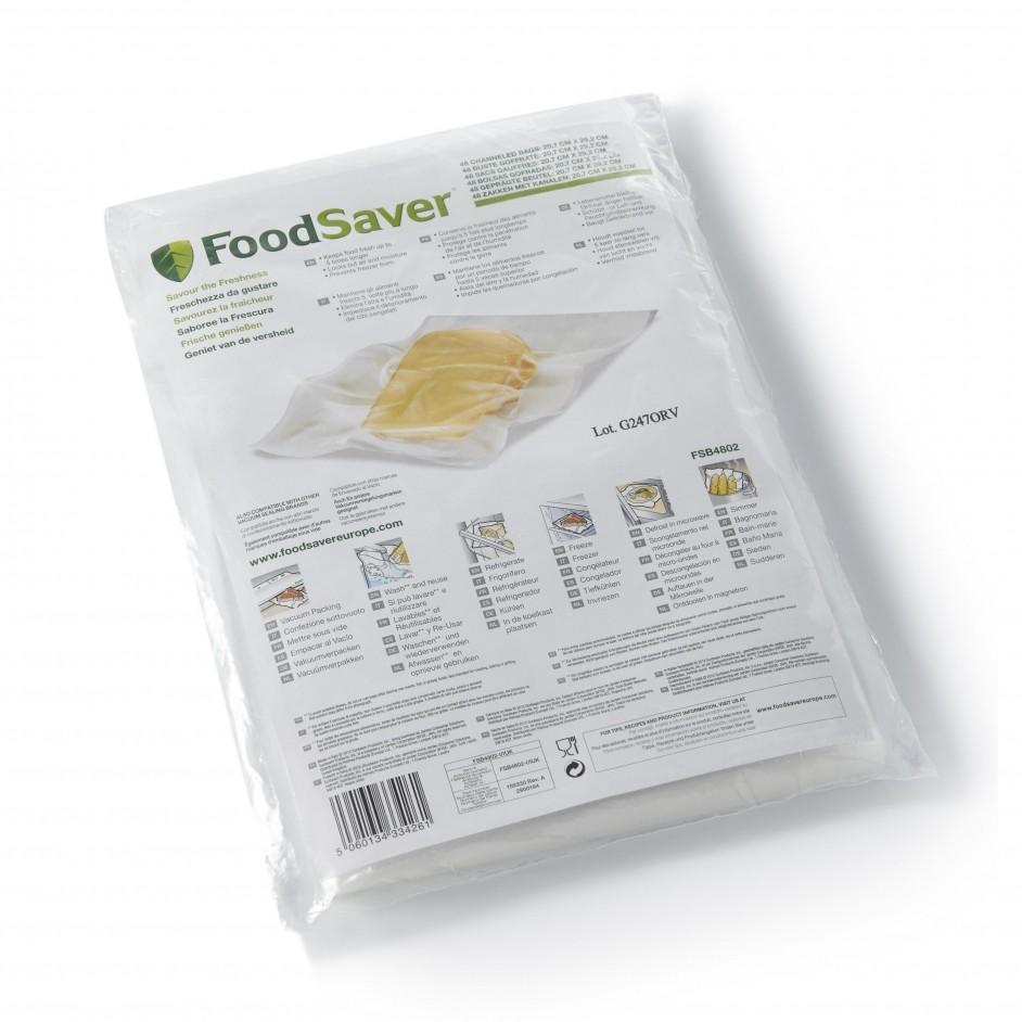 FoodSaver vershoudzakken