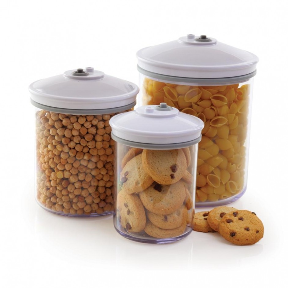 FoodSaver bussenset drie maten