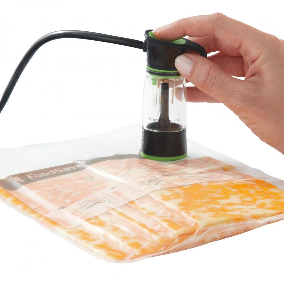 FoodSaver zipper bags bedoeld voor de FSV010