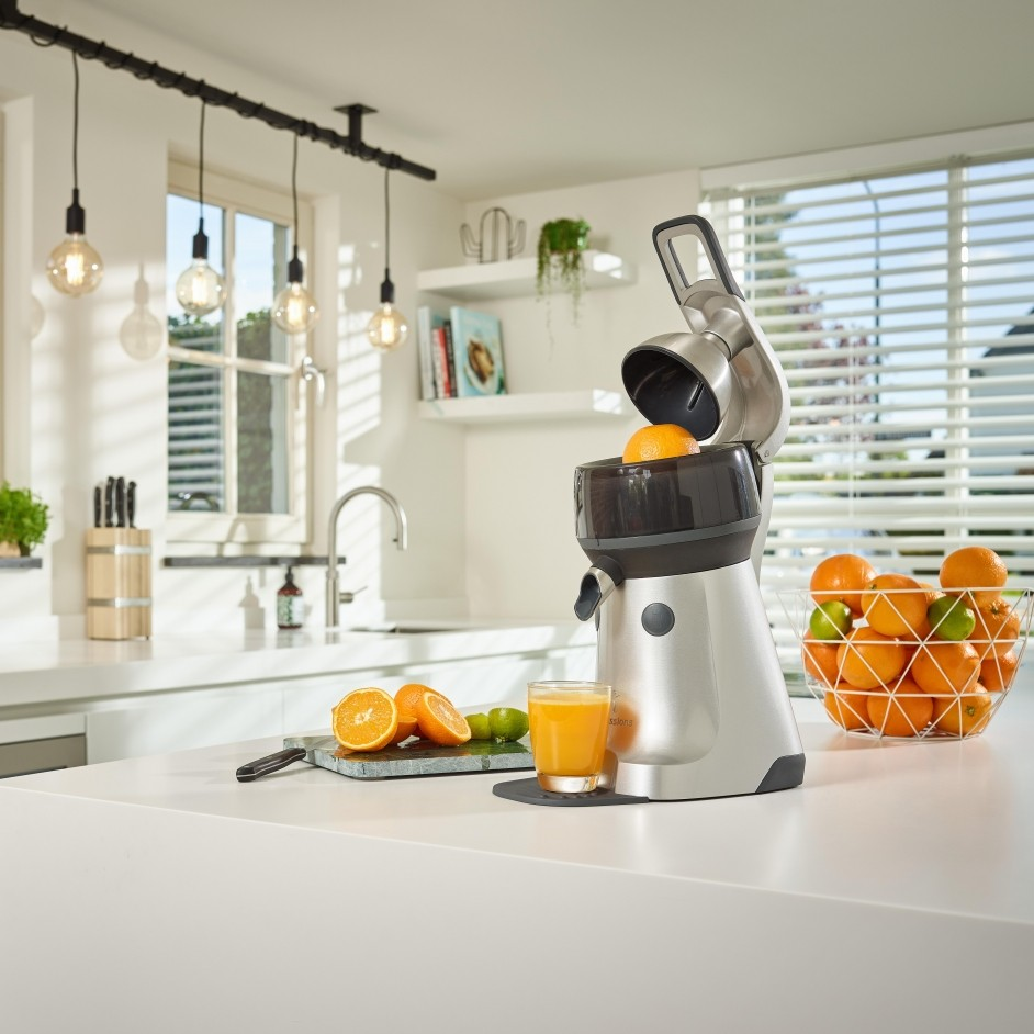 the Juicer at home
