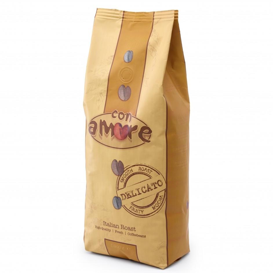 Caffè Con Amore DELICATO espressobonen 1kg