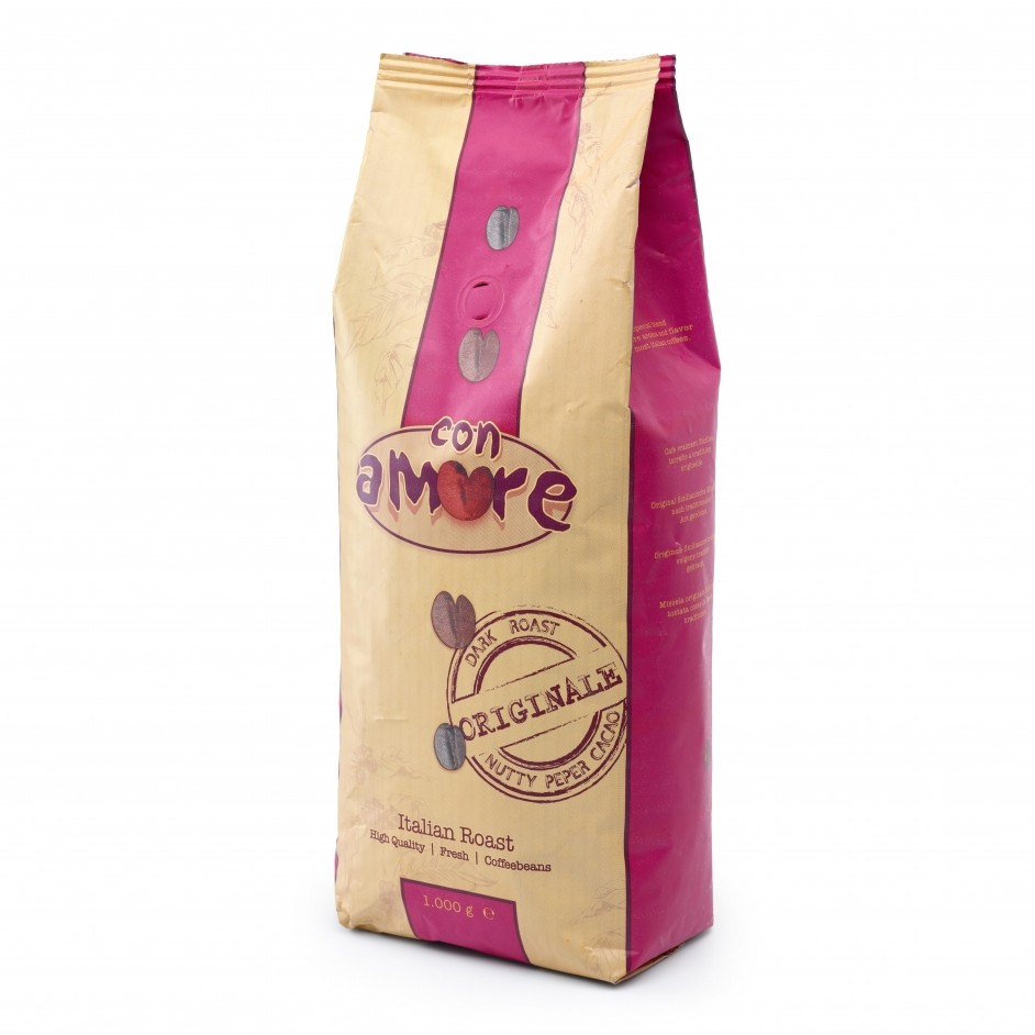 Caffè Con Amore ORGINALE espressobonen 1kg