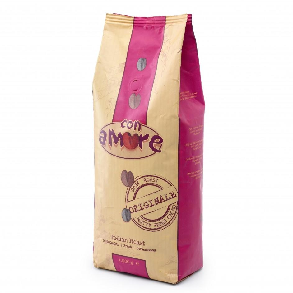 Caffè Con Amore DECAFFEINATO espressobonen 1 kg