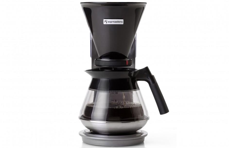 Junior filterkoffieapparaat warmhoudkan