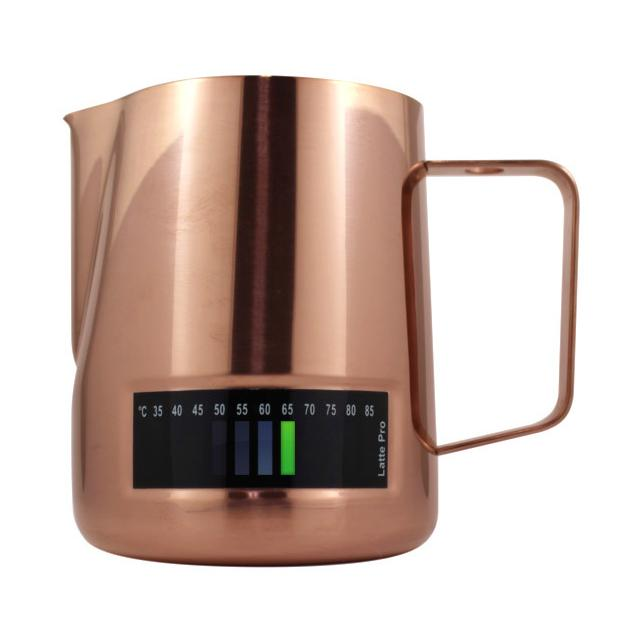 Latte Pro Latte Pro melkkan met temperatuurindicatie
