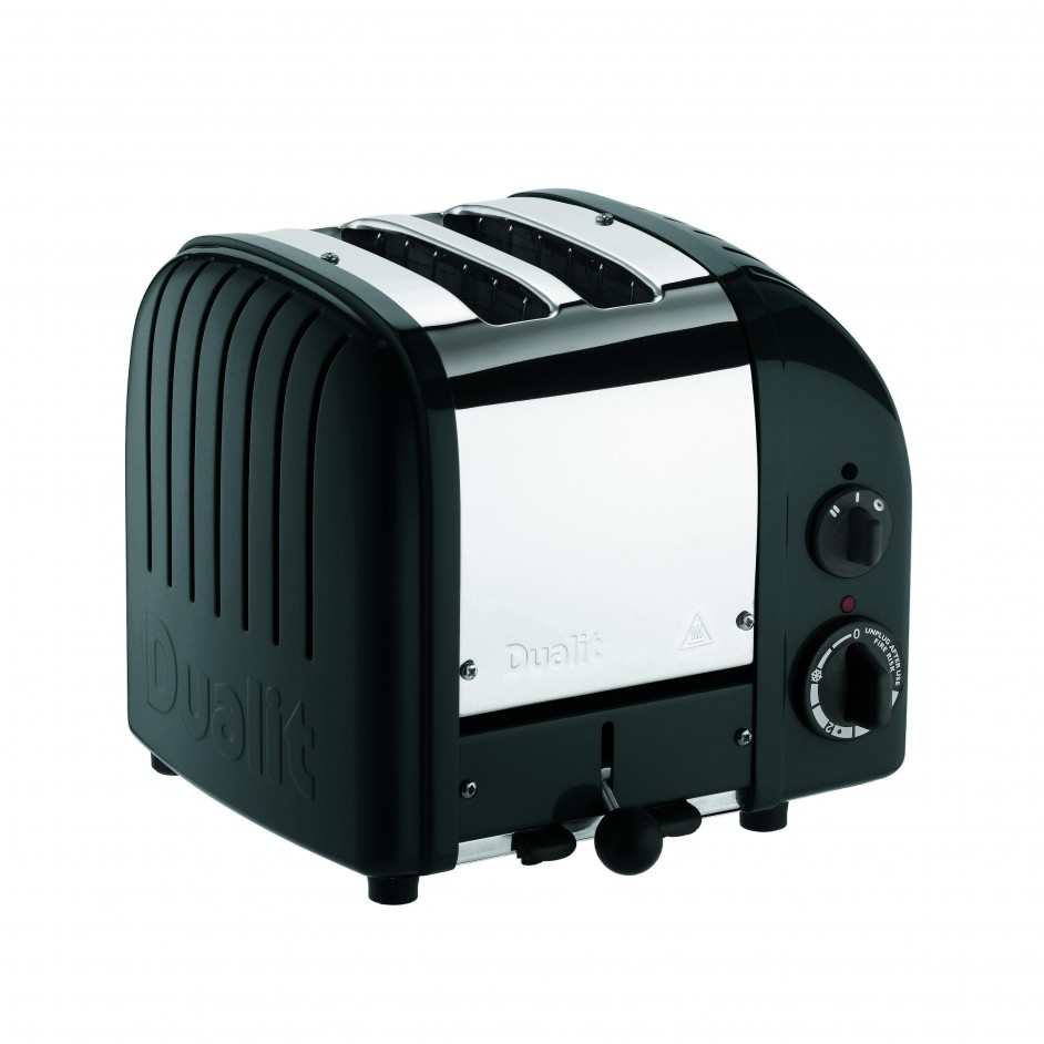 2-slots toaster