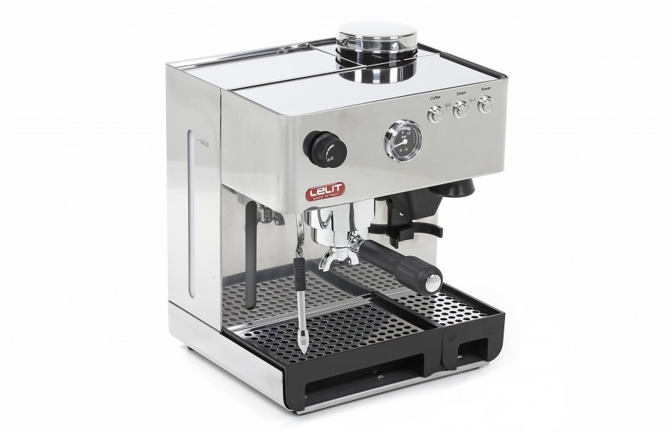 Eenvoudige bediening Lelit Anita espressomachine