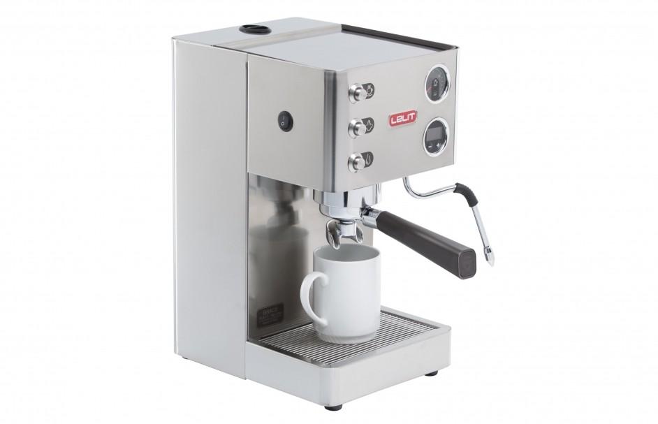 Slimme technologie Lelit Grace Espressomachine