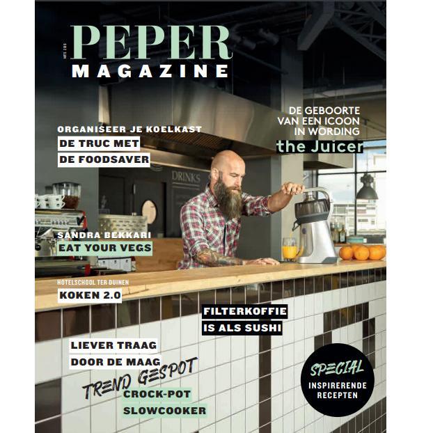 Espressions Peper magazine FR