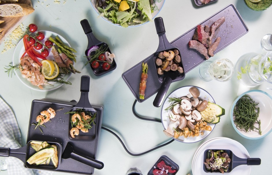 Espressions EP1340 Gourmet raclette slim