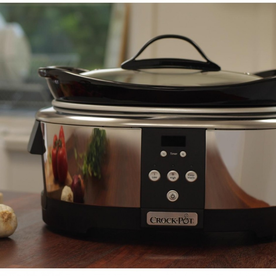 CR605 5,7 liter Crock-Pot