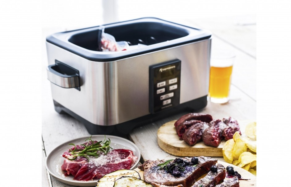 Secuur vlees bereiden EP5000 Smart Sous-Vide
