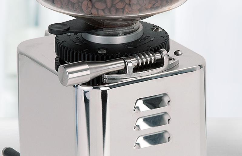 Traploos in te stellen ECM Molen S-Automatic 64