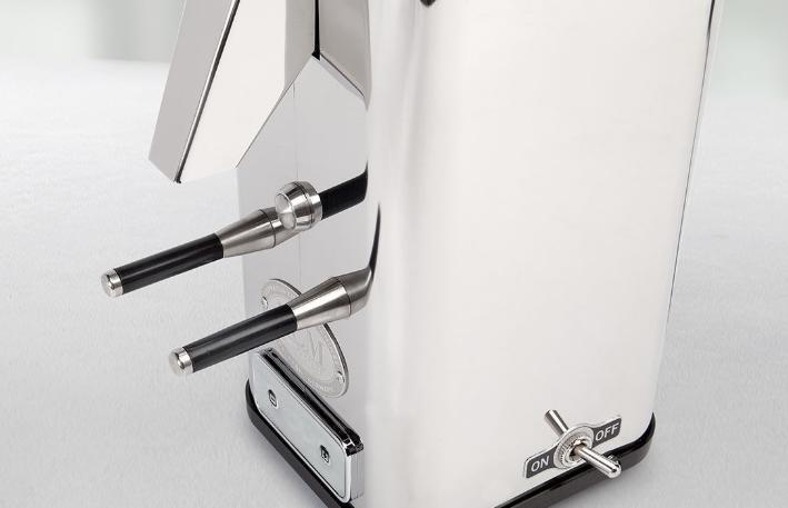 Eenvoudige bediening ECM Molen S-Automatic 64